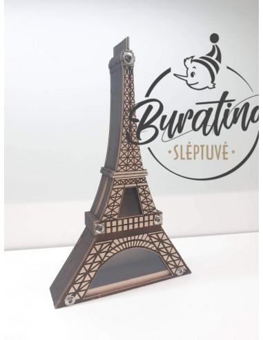 """Taupyklė """" Eifelio bokštas """""""